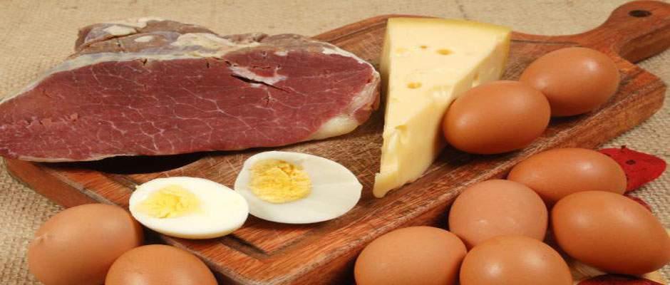 waar zit veel cholesterol in