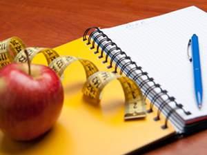 voeding dagboek