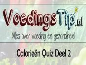 calorieen quiz 2