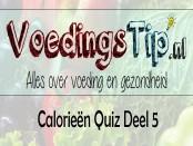 calorieen quiz 5