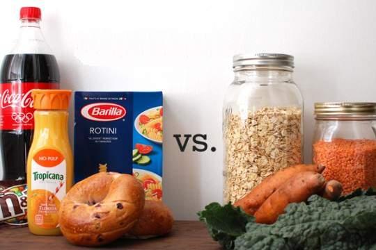 goede koolhydraten vs slechte koolhydraten